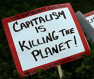 Capitalism Killing Planet