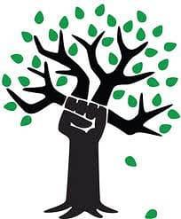 ecosocialism tree-fist