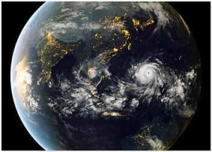 Superstorm Haiyan