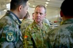 Australian Defense Force chief of Army, military leaders meet at AASAM 2012