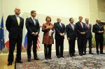 EU High Representative Ashton Speaks at the UN in Geneva, Switzerland , photo by US Dept of State