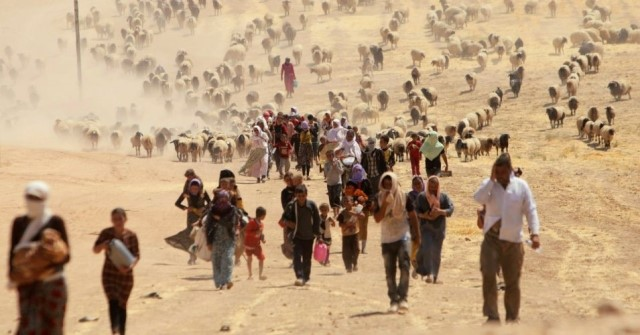 This image has an empty alt attribute; its file name is syria-migration.jpg