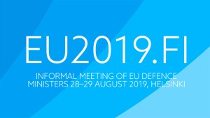 EU Defence Ministers Meeting