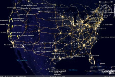 light pollution map usa » Path Decorations Pictures | Full Path ...
