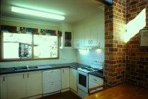 Kitchen view SW