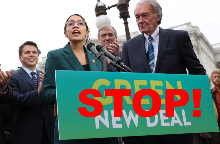 The 'Green New Deal' Is Not a Good Deal for the USA