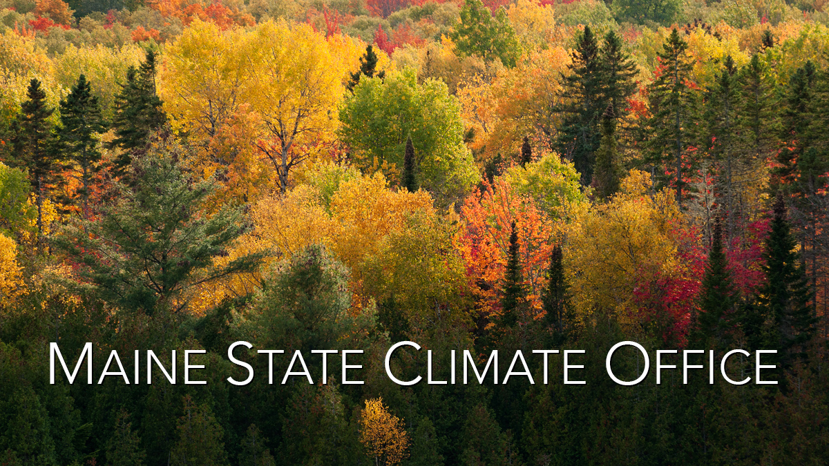 Maine State Climate Office Autumn