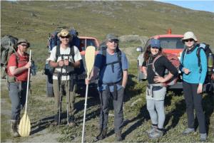 Southwest Greenland 2017