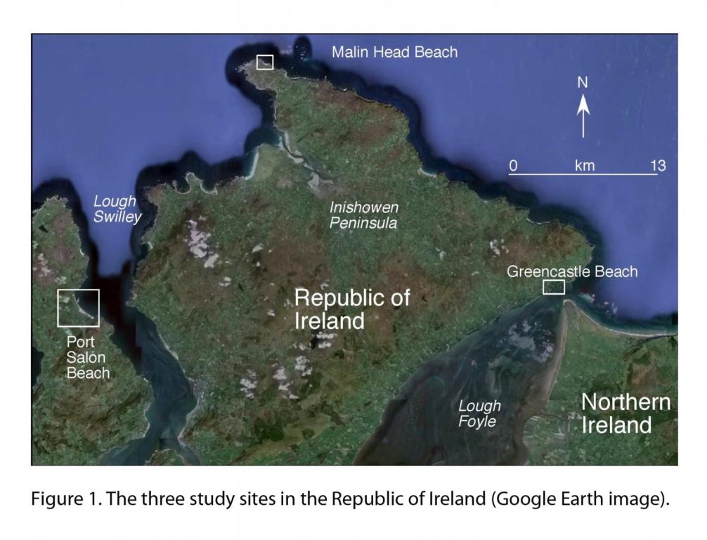 Republic of Ireland 2013 Exp