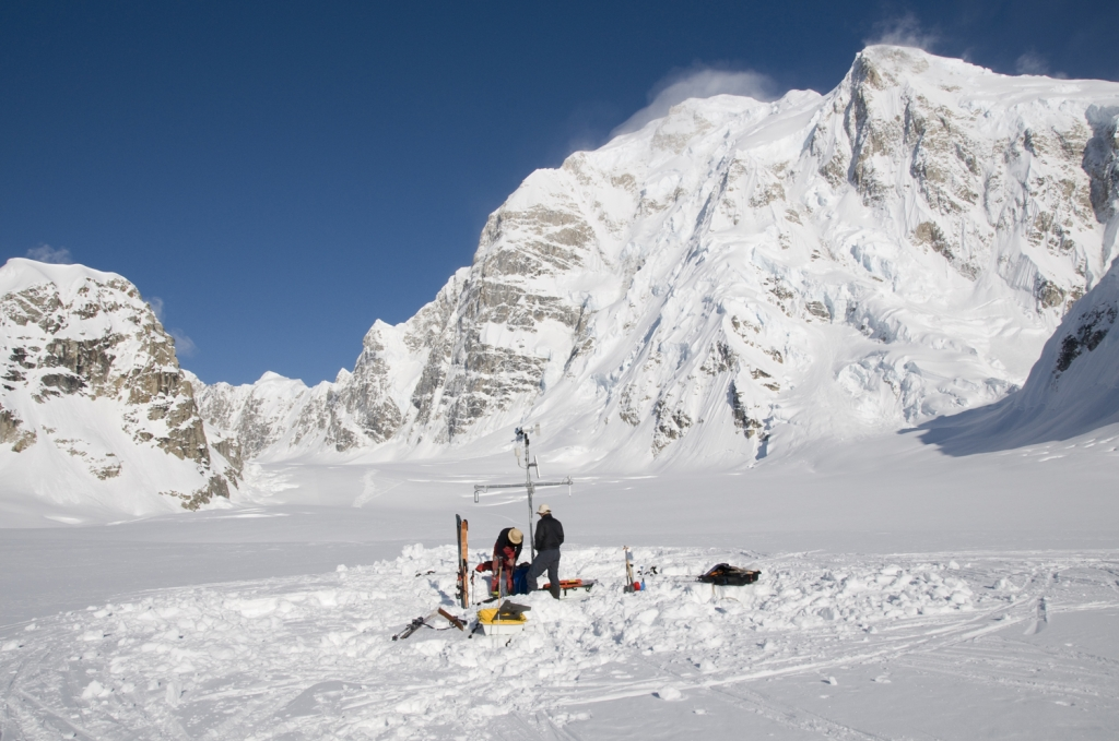 Kahiltna Glacier Exp 2010