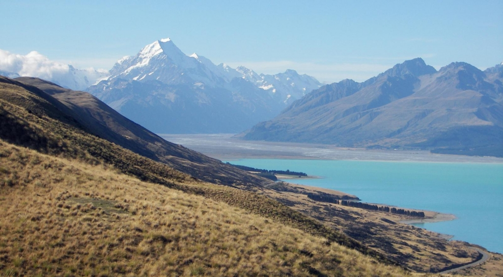 NZ Southern Alps Exp 2010