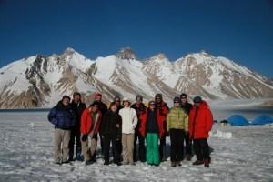 Pamir Mtns Exp 2009