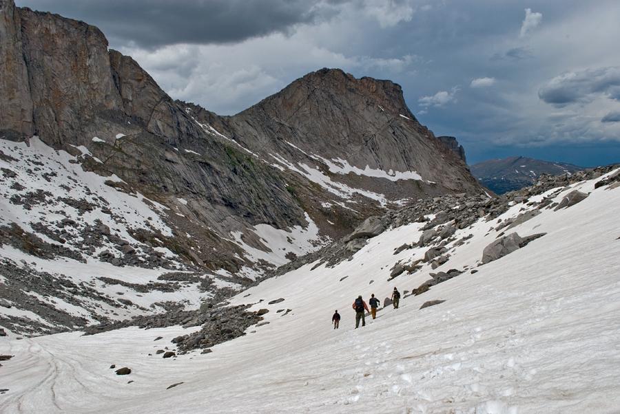 Wind River Range and Sierra Nevada Exp 2009