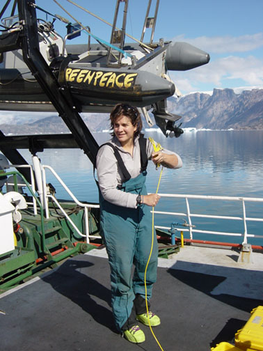East Greenland Exp 2005