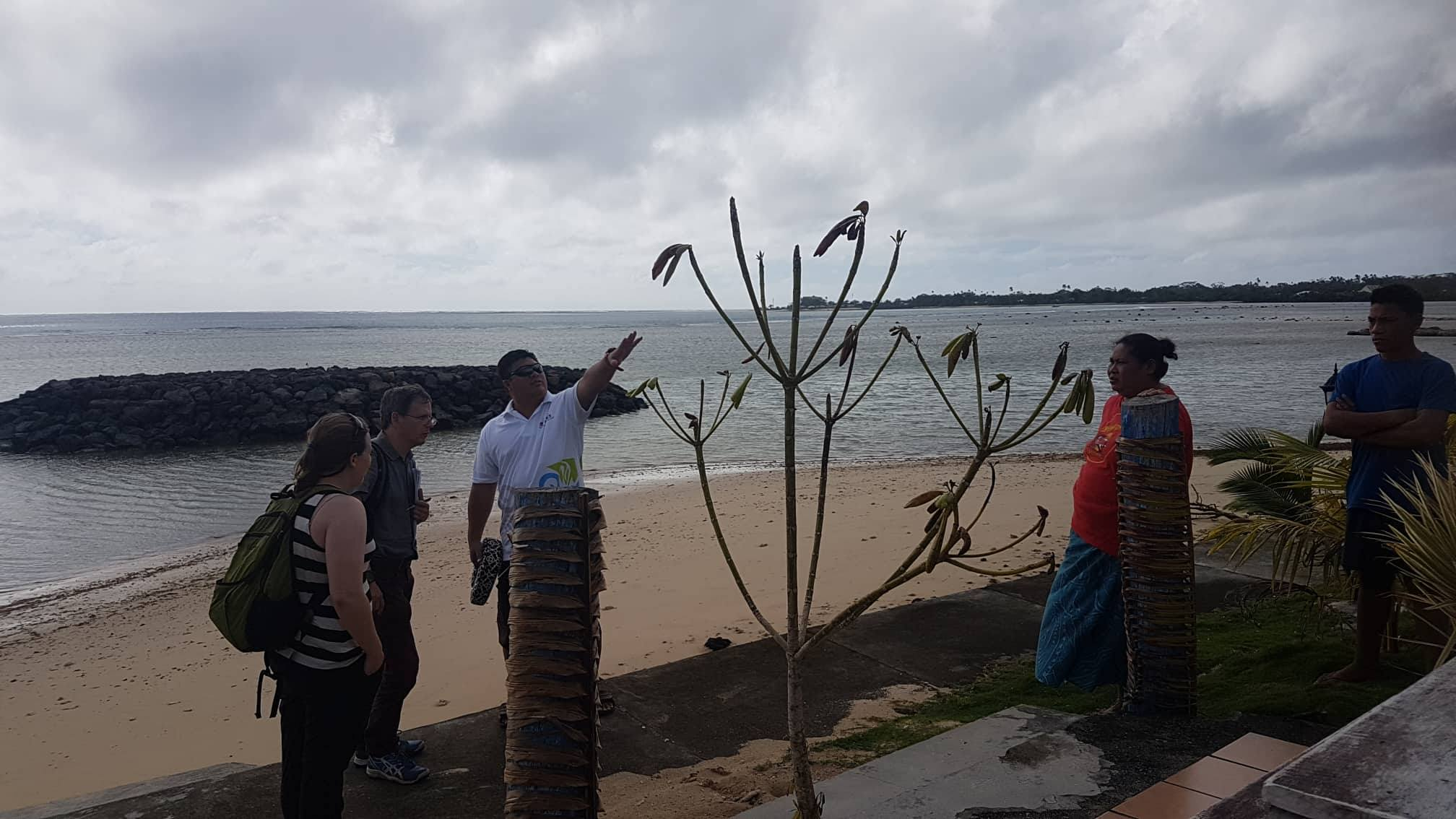 Samoa Exp 2018