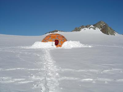 Tasman Glacier NZ 2004 Exp