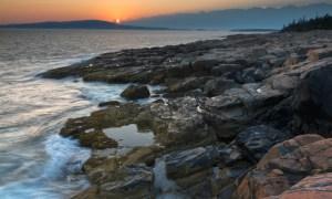 Coastal Maine photo
