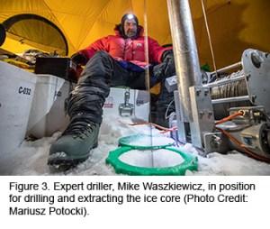 Figure 3: Ice Driller