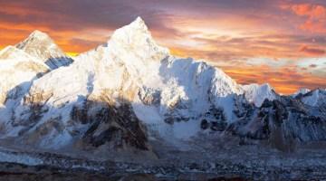 Photo of Mt. Everest