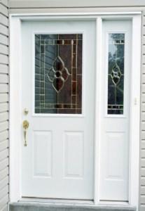 White Back Door