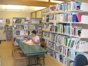 Alice Chambers Memorial Library
