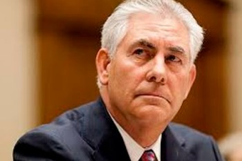 Secretary of State Tillerson