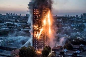 Towering Inferno: Green Energy Concerns Trumped Safety, Catastrophe Waiting to Happen