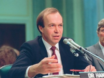 hansen testimony 1988