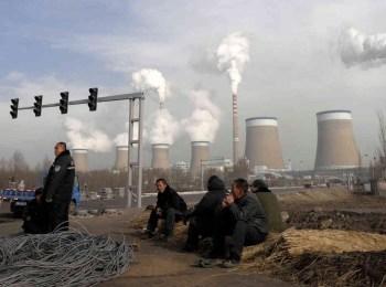 china coal plant