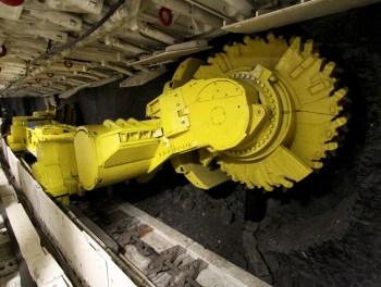 coal cutting machine