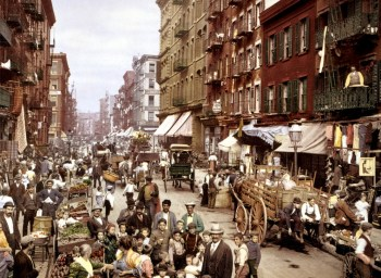 new york early 1900s