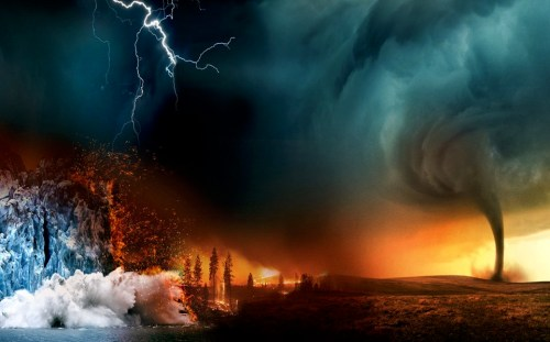 climate change extreme weather