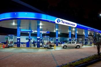 Petroecuador station