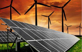 wind solar green energy