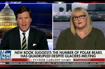Susan Crockford Tucker Carlson