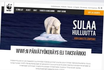 wwf polar bear thin ice