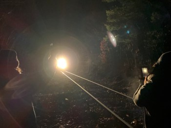 coal train activists