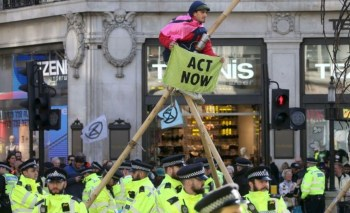 extinction rebellion uprising