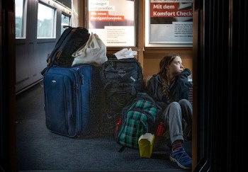 greta train baggage