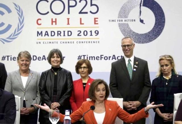 COP25: UN Climate Talks Collapse