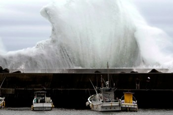 typhoon hagibis landfall