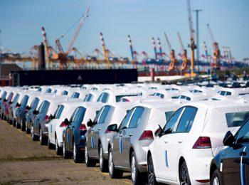 germany auto exports