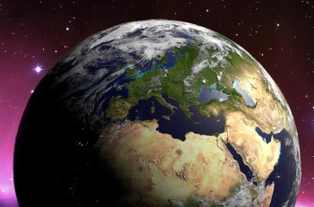 earth globe space