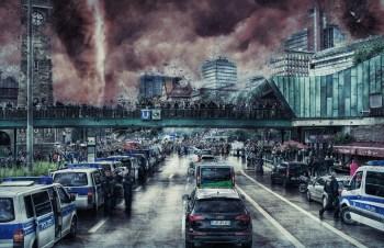extreme weather scenario