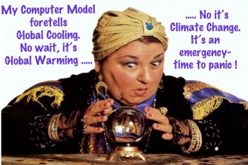 climate crystal ball