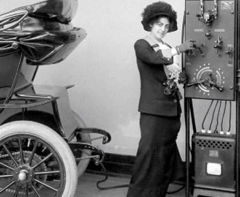 electric car delusion