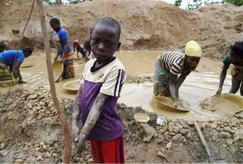 cobalt mining children
