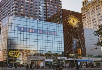 new york climate clock