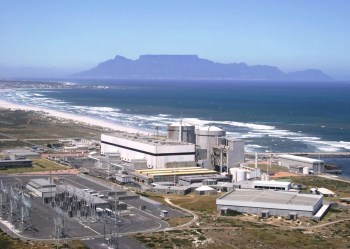 nuclear power south africa