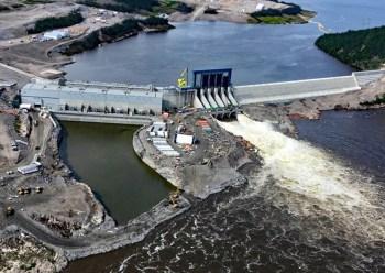 muskrat falls hydro project